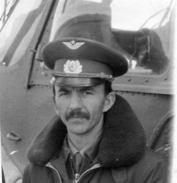 Герой Советского Союза и Герой России Николай Майданов. Погиб в Чечне в 2000 году.