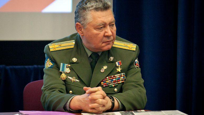 Александр Васильевич Маргелов. Фото Виталия Рагулина