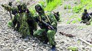 В спецназе ВДВ служат только контрактники. Фото с официального сайта Министерства обороны РФ