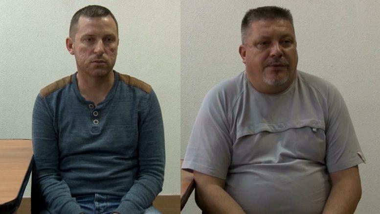 Дмитрий Штыбликов рассказал, какие задания получал и как передавал информацию в Киев.