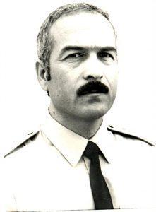 Командир ангольского самолета Ан-26 Камиль Абдурахманович Моллаев.