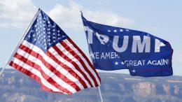 make america great again flag