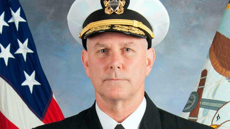 Vice Admiral Christopher W. Grady