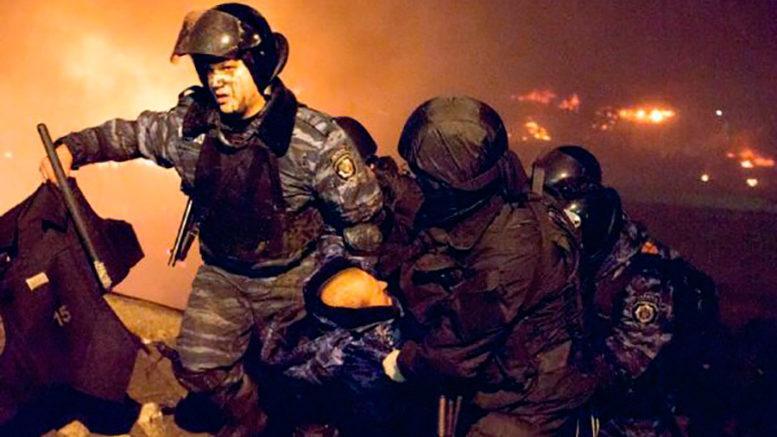 Внезапный поворот в суде над киевскими «беркутовцами»